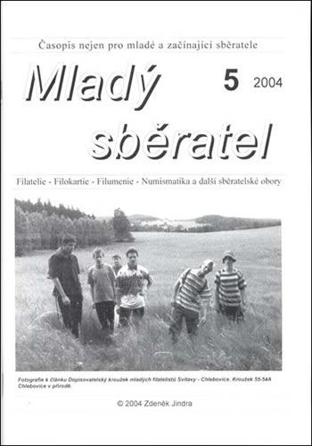 Mladý sběratel 5/2004