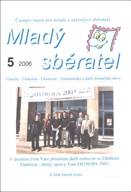 Mladý sběratel 5/2006
