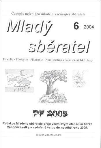 Mladý sběratel 6/2004