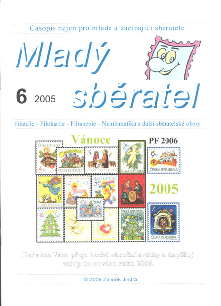 Mladý sběratel 6/2005