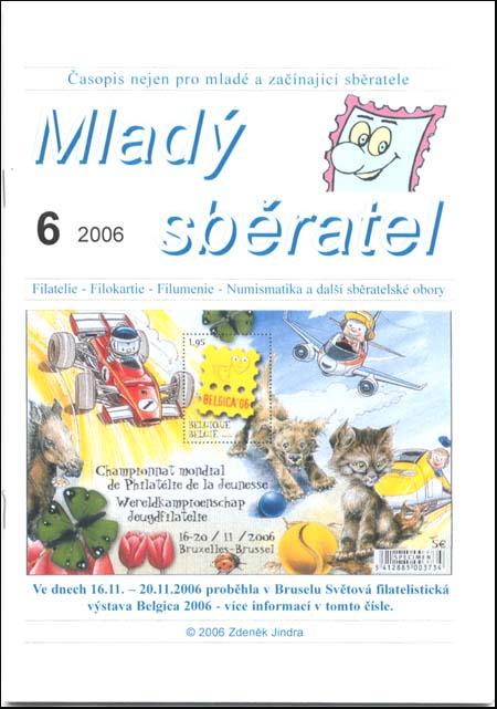 Mladý sběratel 6/2006