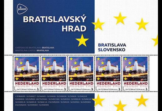 Moderní nizozemské známky