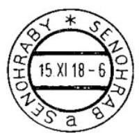Náchodský nález: Unikátní stejnosměrné svislé meziarší Hradčany III. - Logické zkoušení