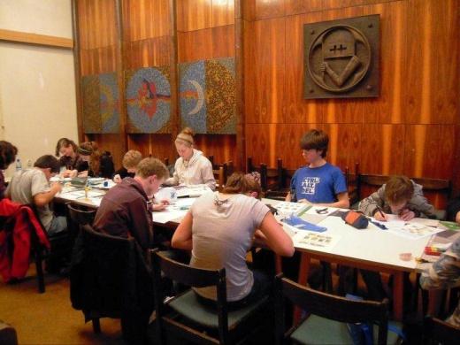 Národné kolo 37. ročníka filatelistickej olympiády –  Chráňme prírodné a životné prostredie – Nitra