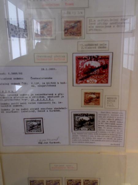 Národní a Regionální výstava poštovních známek JIHLAVA 2009