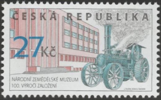 Národní zemědělské muzeum - 100. výročí založení