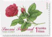 Nejhezčí finská známka roku 2004