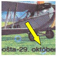 O prvom slovenskom aerograme III.