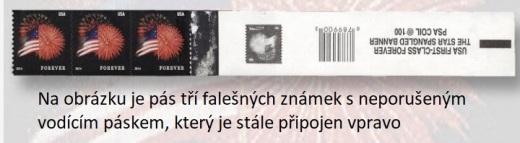 Objevily se Padělané americké známky z roku 2014
