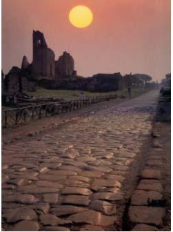Obrázky z dějin poštovnictví VI. – Římský cursus publicus