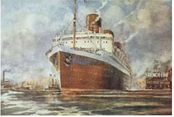 Obrázky z dějin poštovnictví XVII. – Voda ve službách pošty
