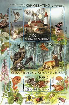 Ochrana přírody: Křivoklátsko - biosférická rezervace UNESCO