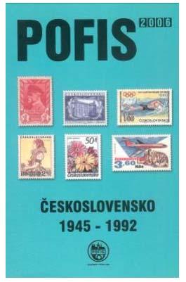 Odborná literatura z Pofisu: Specializovaná příručka pro sběratele poštovních známek ČSR 1945 – 1992