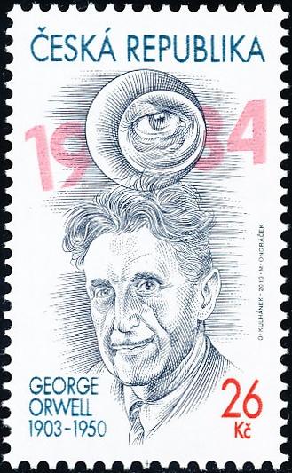 Osobnosti: George Orwell (1903 - 1950)