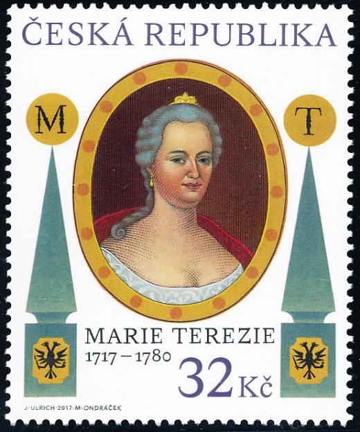 Osobnosti - Marie Terezie