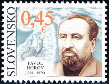 Osobnosti: Pavol Horov (1914 - 1975)