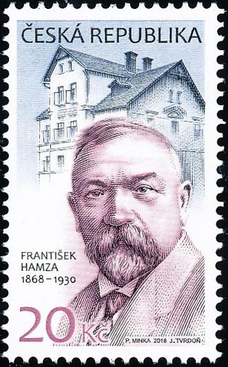 Osobnosti - prof. MUDr. František Hamza