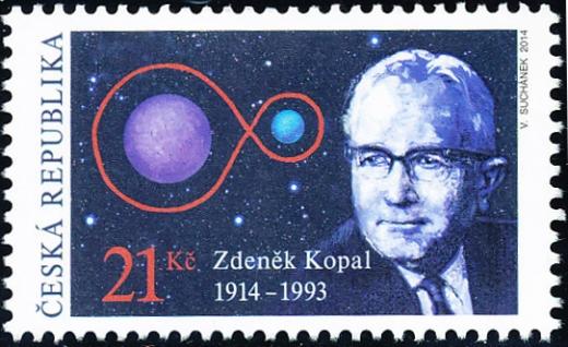 Osobnosti: Prof. RNDr. Zdeněk Kopal (1914 – 1993)
