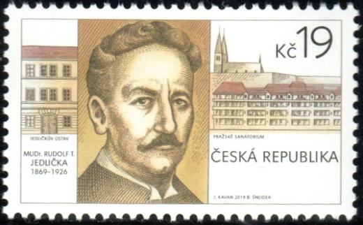 Osobnosti - Rudolf Tomáš Jedlička