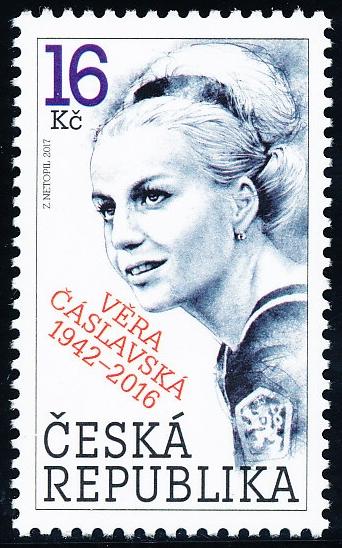 Osobnosti - Věra Čáslavská