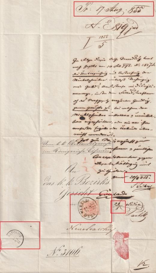 Padělek celistvosti z pražské aukce