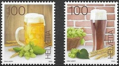 Pivovarské umění ve Švýcarsku