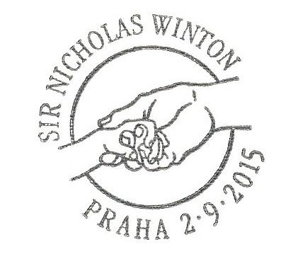 Pocta Siru Nicholasovi - Sir Nicholas George Winton