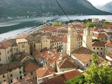 Poštovní historie Černé Hory III.