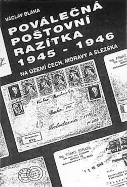 Poválečná poštovní razítka 1945 - 1946 a Specializovaná příručka ČR  1993 - 2000 na CD-ROM