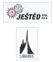 Pozvánka na křest poštovní známky Ještěd emise Krásy naší vlasti