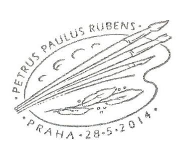 Pražský hrad - Shromáždění olympských bohů - Peter Paul Rubens