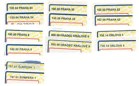 Předběžná informace k variantám písma u podtypu 2A/6