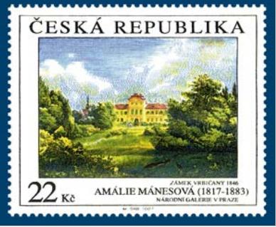 Príbeh jednej poštovej známky