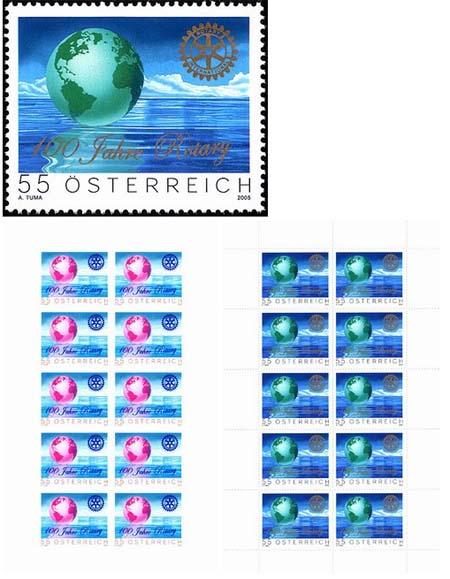 Rakousko 1/2005