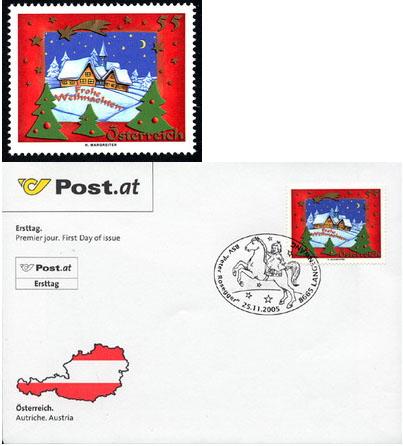 Rakousko 2/2005