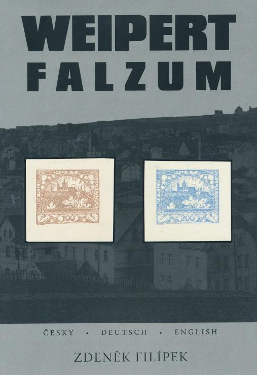 Recenze knihy Weipert falzum