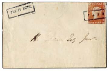 Rekordní aukce poštovních známek ve světě
