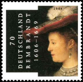 Rembrandt Harmens van Rijn – 400. výročí narození