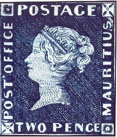 Sběratel 1998: Modrý mauritius v Čechách