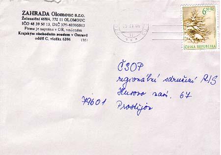Sběrný přepravný uzel Olomouc