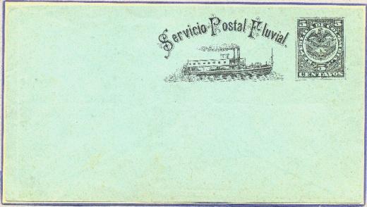 SERVICIO POSTAL FLUVIAL