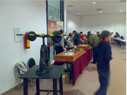 Setkání členů diskusního fóra Infofily - Sberatel.com vBrně 9.4.2011
