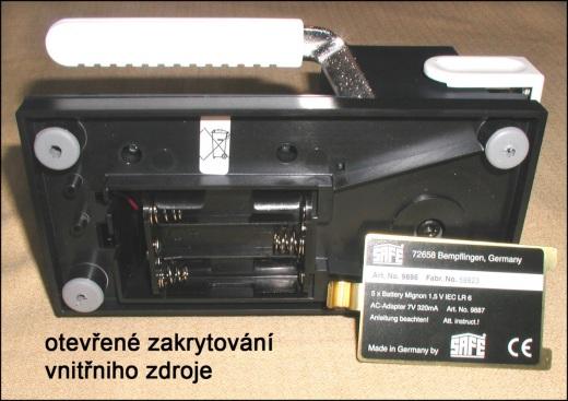 Signoscope T1 - přístroj na určování průsvitek a vodoznaků od fy SAFE