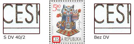 Specializace - Gratulační známka (č. 295)