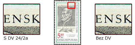 Specializace - Tradice české známkové tvorby (č.281)