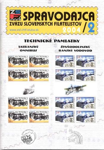 Spravodajca ZSF 2/2004