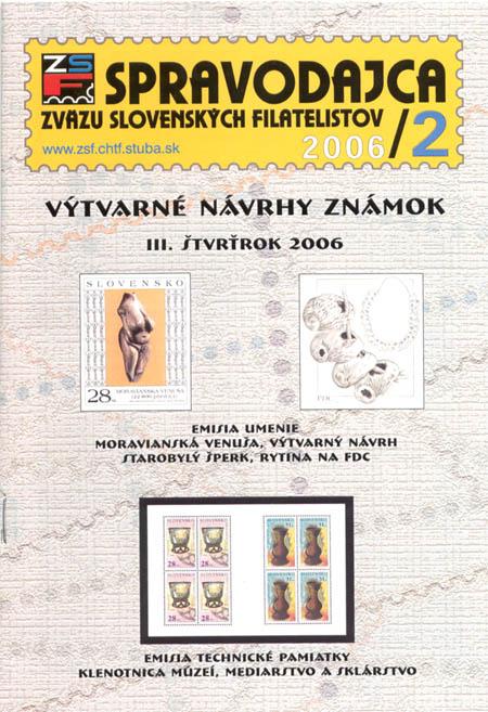 Spravodajca ZSF 2/2006