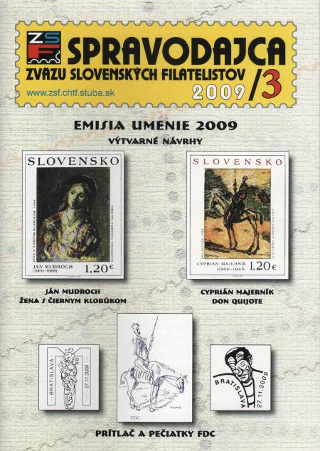 SPRAVODAJCA ZSF 3/2009
