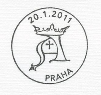 Sv. Anežka Česká (1211 - 1282)