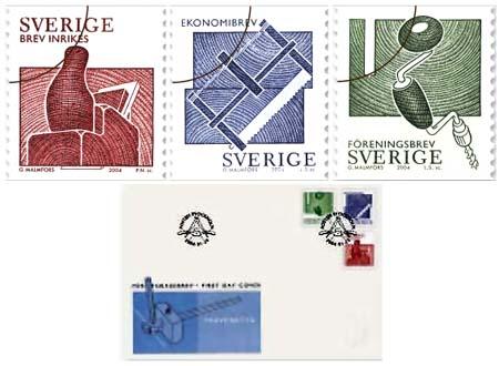 Švédsko 1/2004